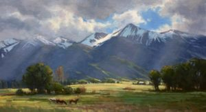 Wallowa Valley Landscape