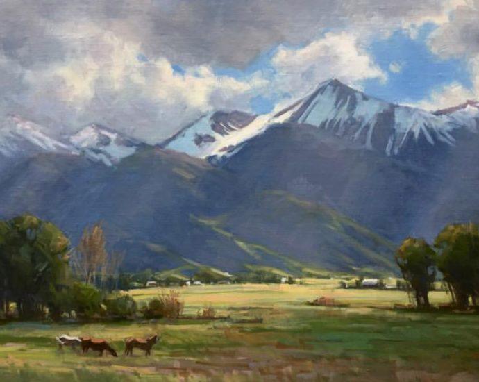 Wallowa Valley Landscape
