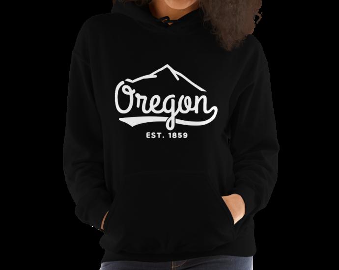 Oregon - EST 1859 Hoodie