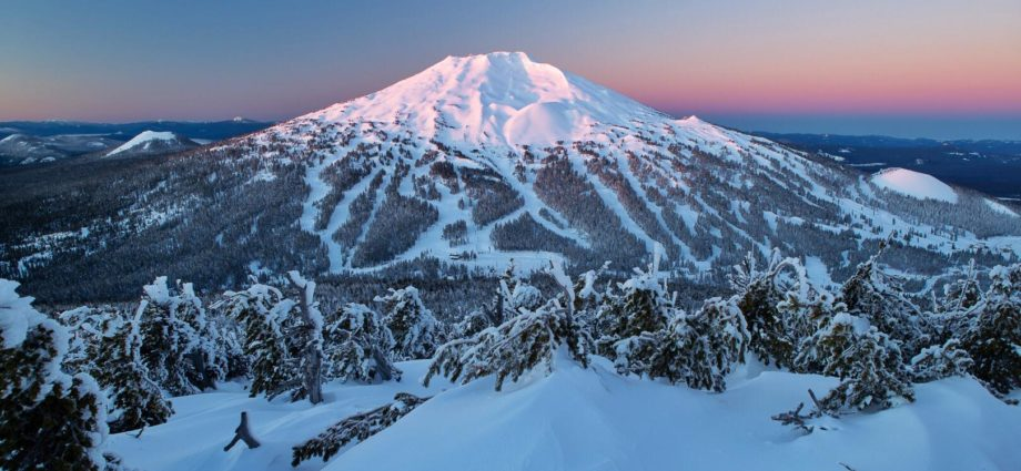 Mt. Bachelor - The Destination For Unlimited Recreation In Central Oregon