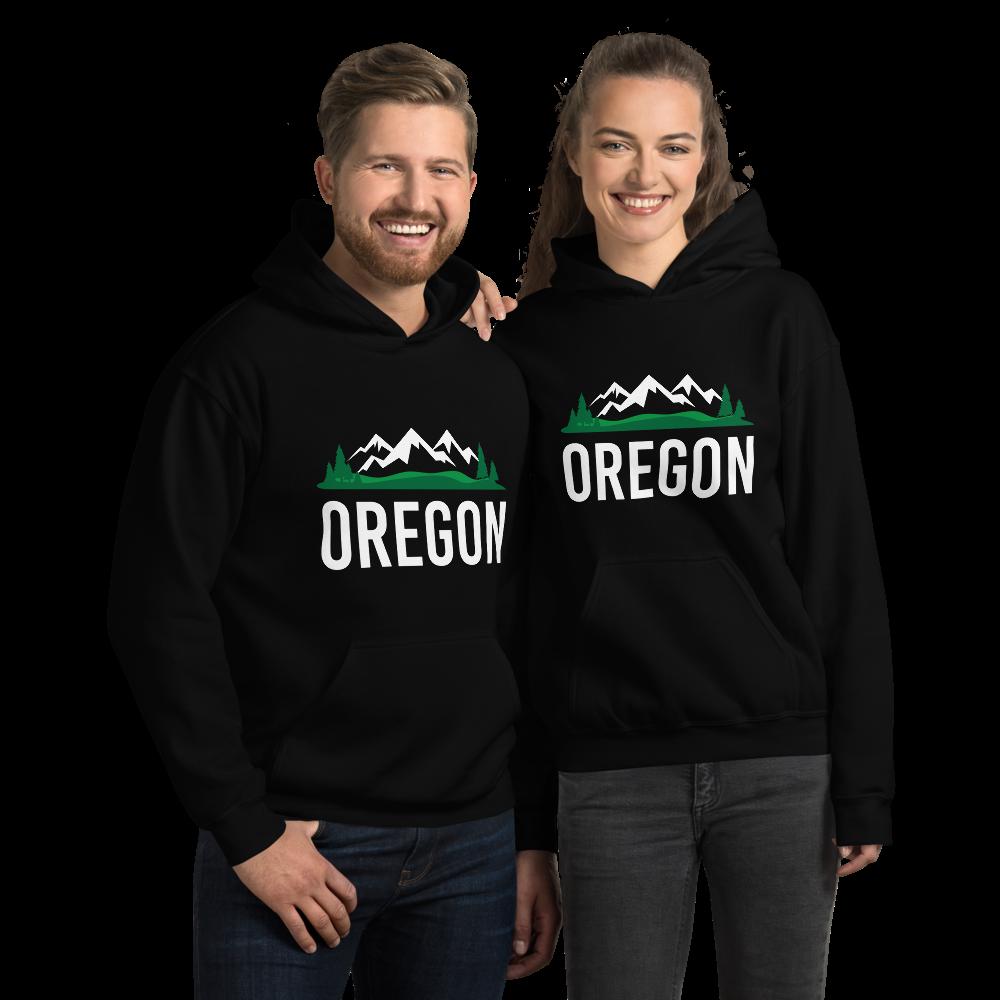 Oregon Mountain - Hoodie