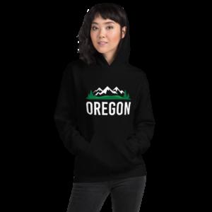 Oregon Mountain Hoodie