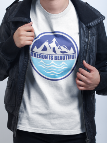 OREGON IS BEAUTIFUL CLASSIC - T SHIRT