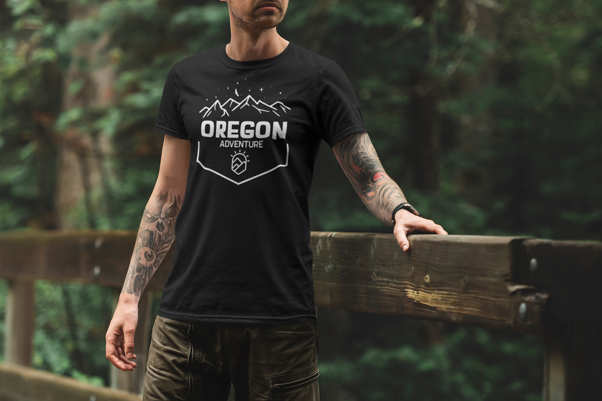 SHOP OREGON T SHIRTS