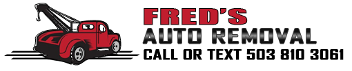 Freds Auto Removal