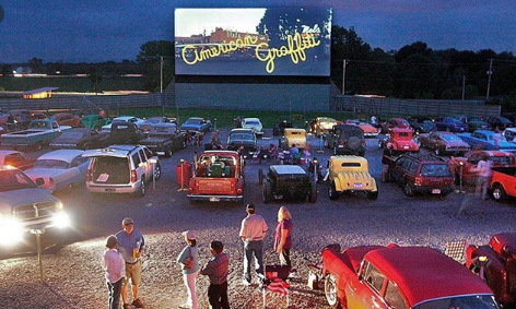 Oregon Drive-in Movies