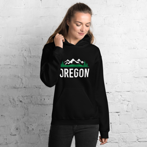 Oregon Mountains – Hoodie