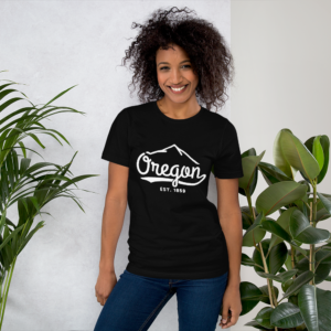Oregon – EST 1859 – T Shirt