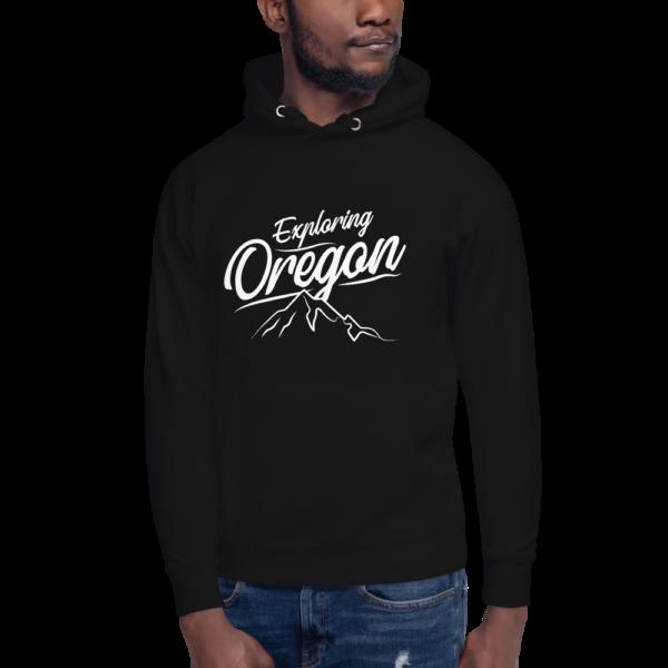 Exploring Oregon – Premium Hoodie