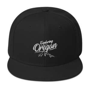 Exploring Oregon - Hat