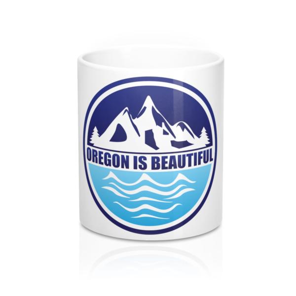 Coffee Mug – Oregon is Beautiful