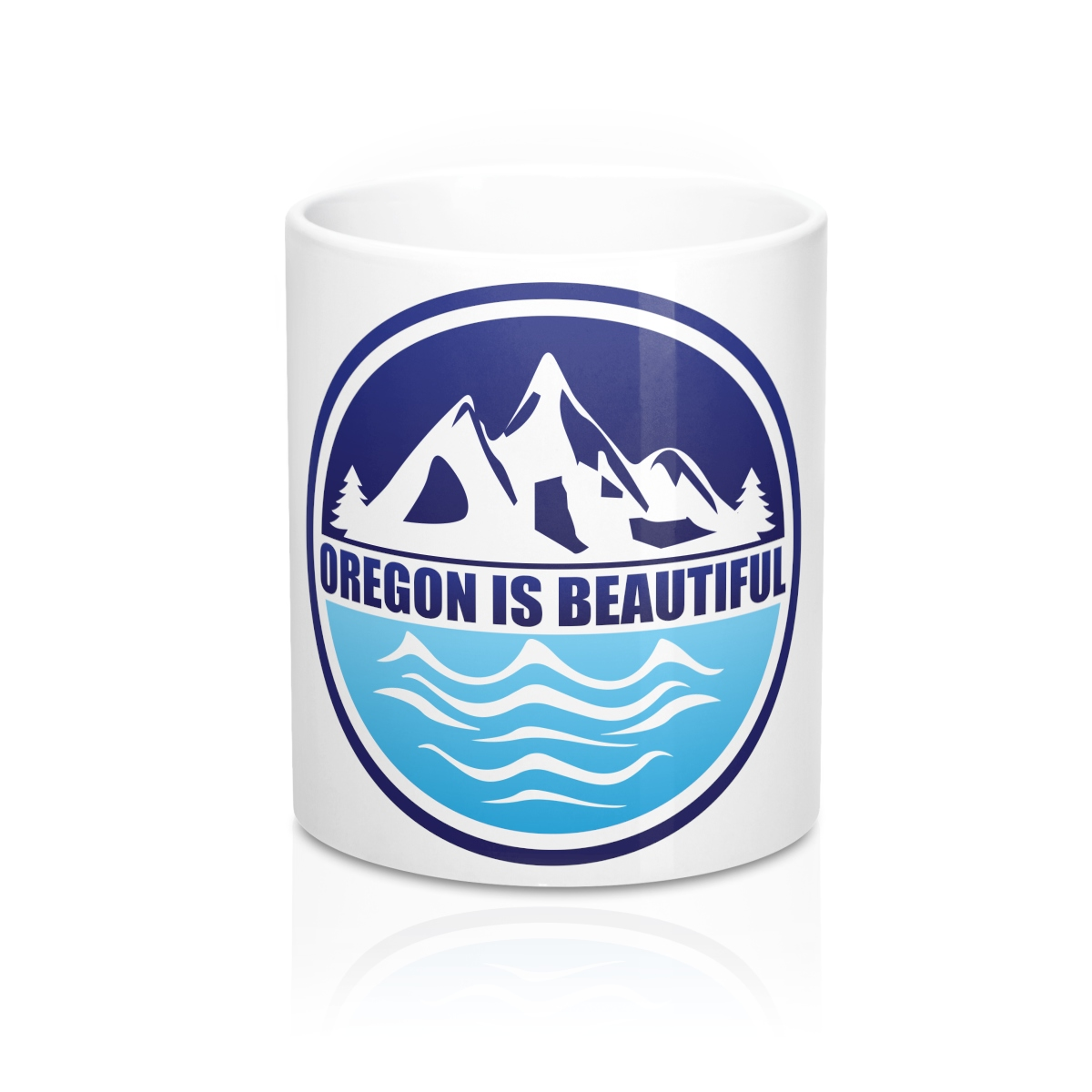 Coffee Mug – Oregon is Beautiful