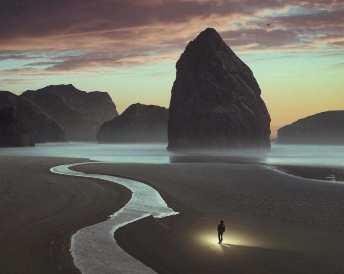 Oregon Coast - Photo by @bejamin