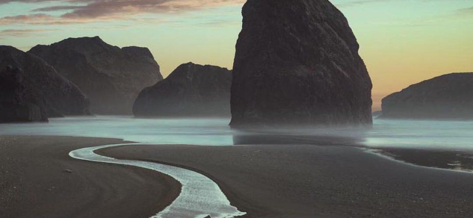 Oregon Coast - Photo by @bejamin