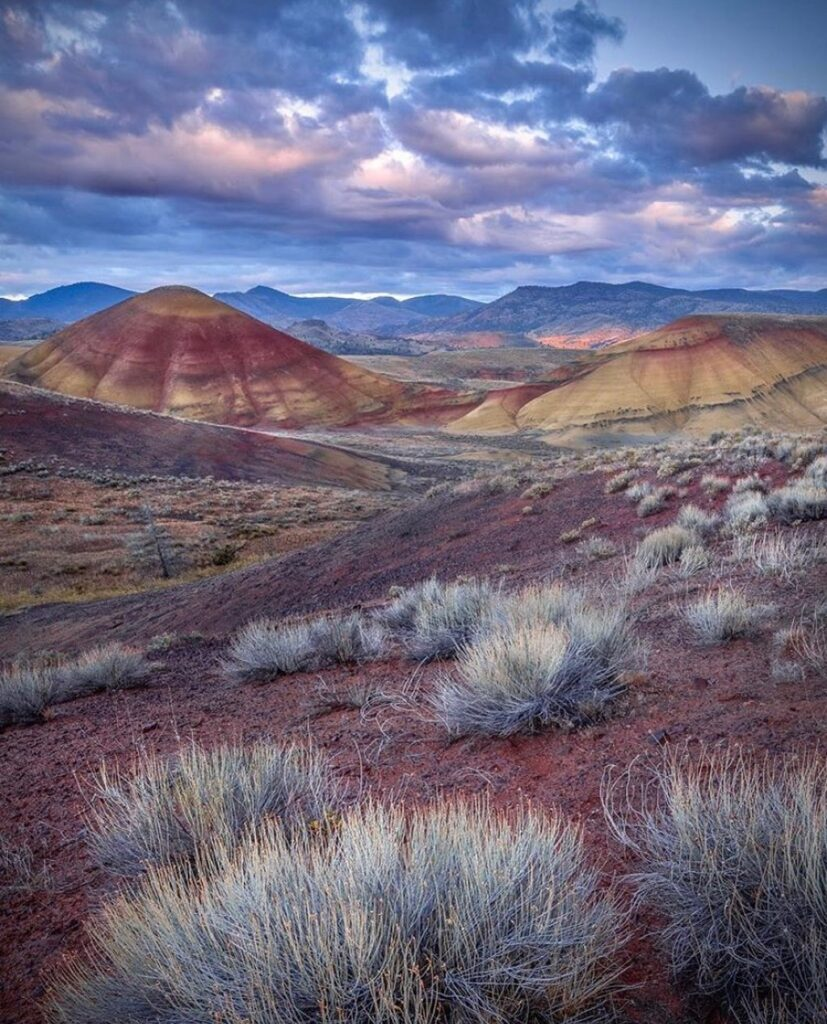 Painted Hills - photo by @c_photons
