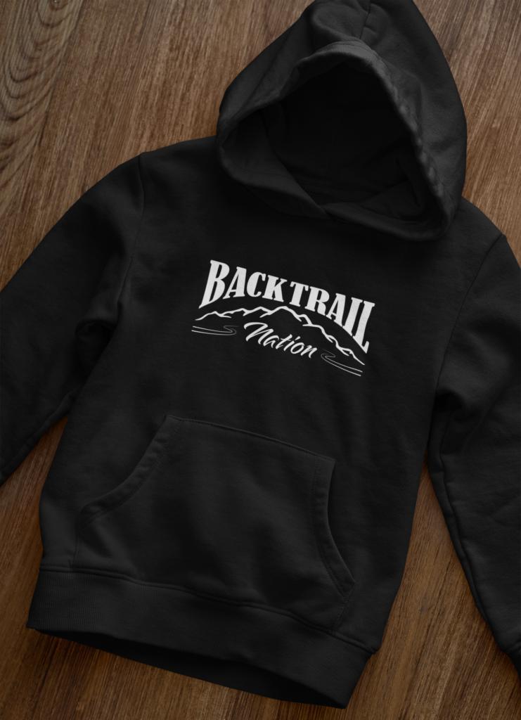 BACK TRAIL NATION - PREMIUM HOODIE