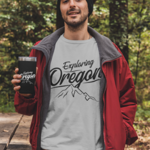 Exploring Oregon - T Shirt