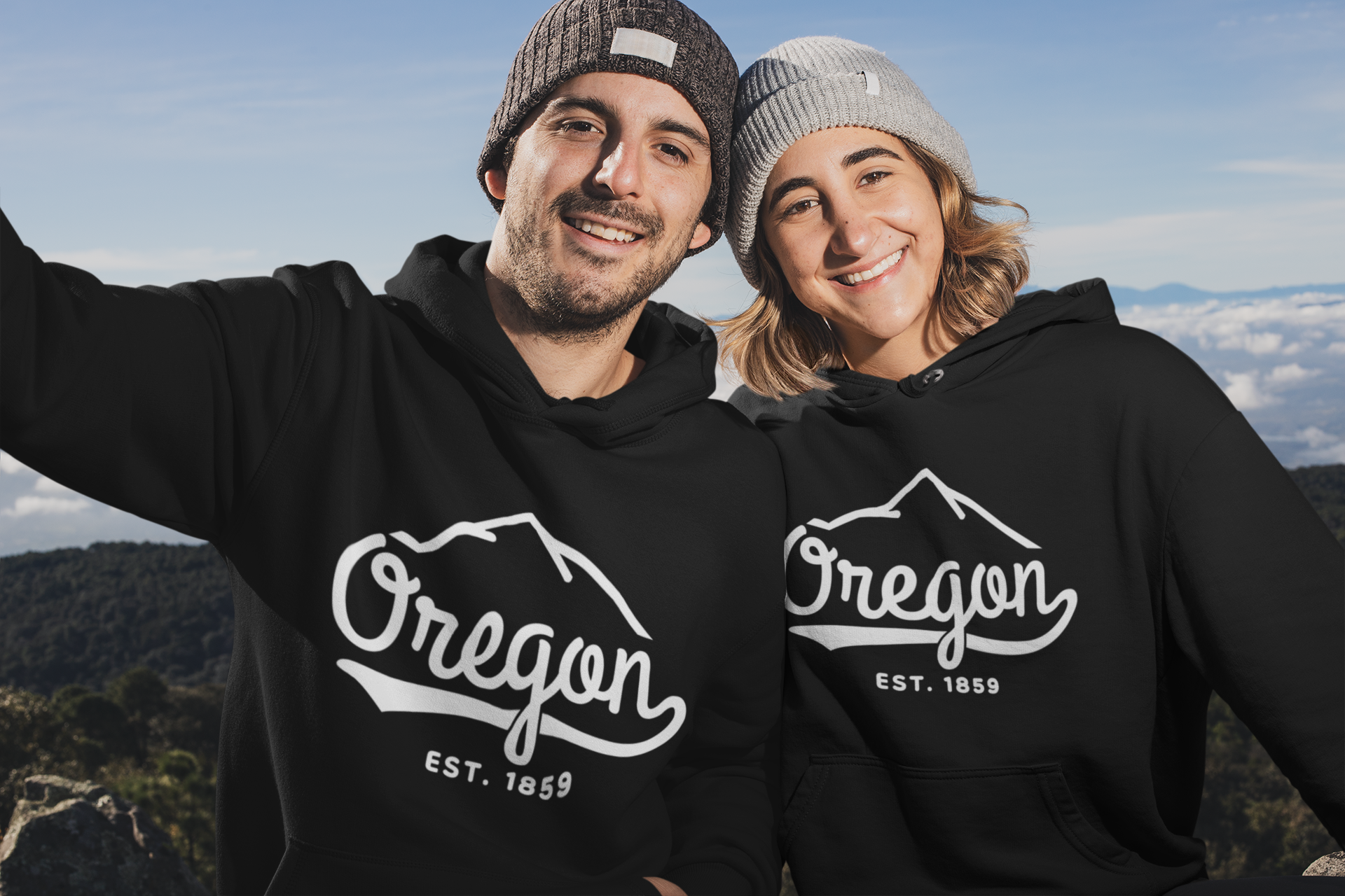 SHOP OREGON HOODIES