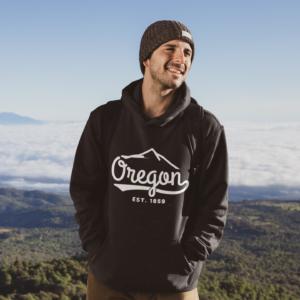 Oregon – EST 1859 – Hoodie