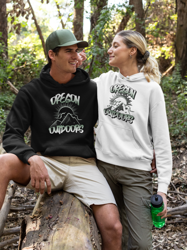 OREGON OUTDOORS – PREMIUM HOODIE