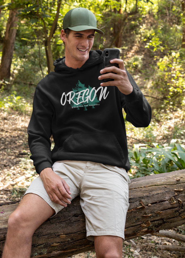Discover the Beauty – Premium Hoodie
