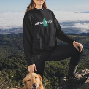 Hiking Oregon - Hoodie