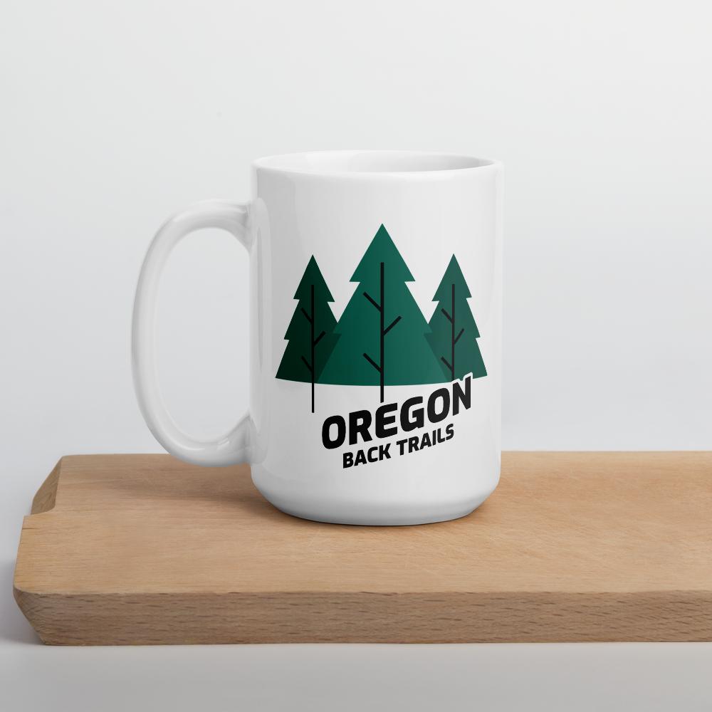 Oregon Back Trails - Coffee Mug