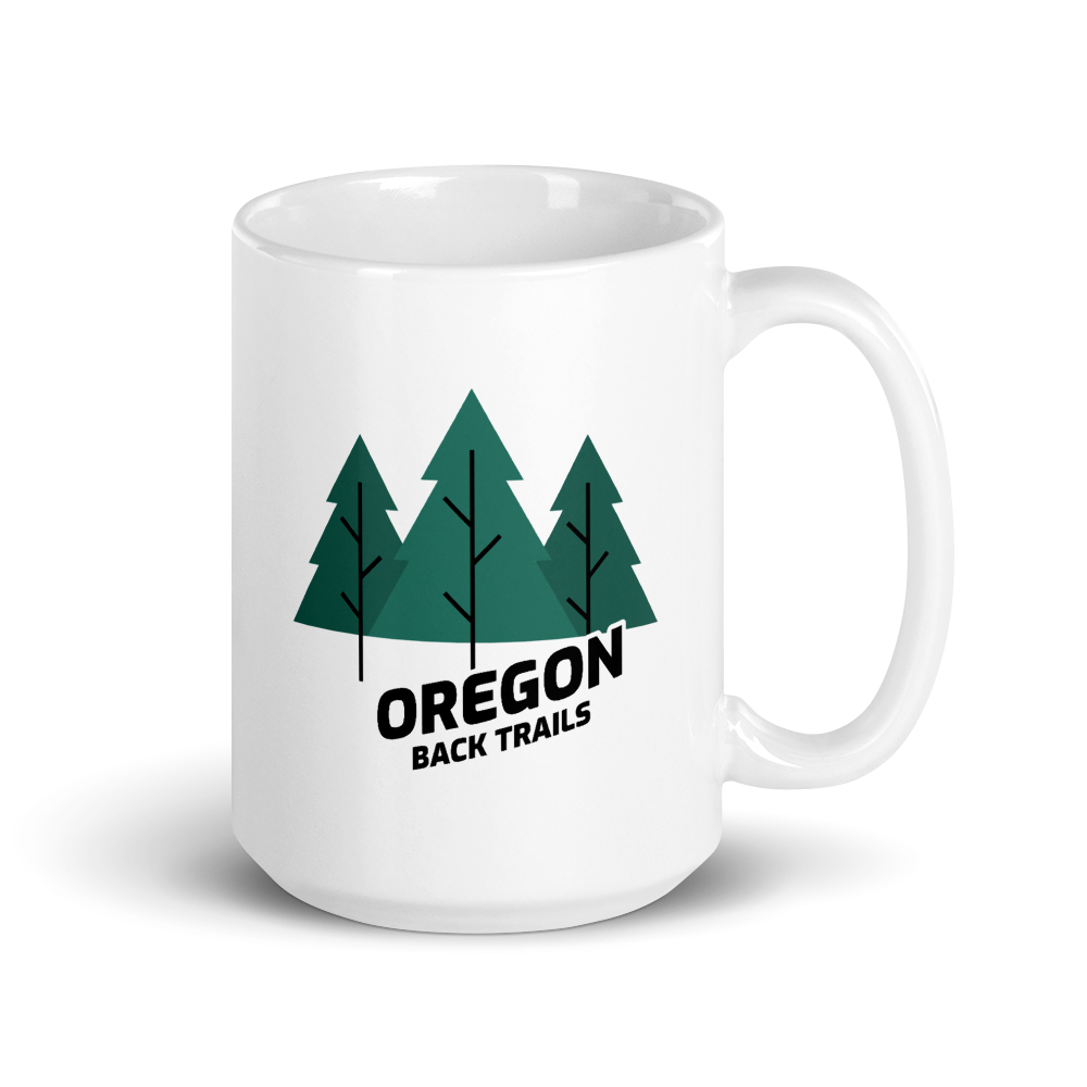 Oregon Back Trails - Coffee Mug