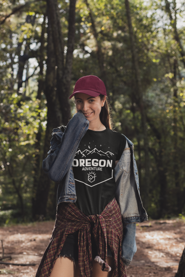 OREGON ADVENTURE – ECO – T SHIRT