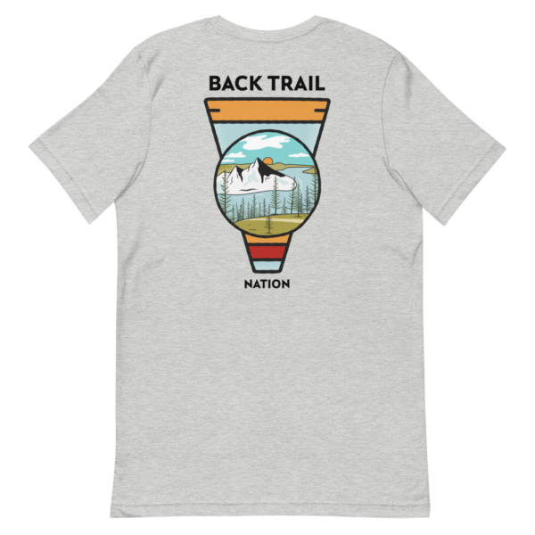 BACK TRAIL NATION - NATURE - T SHIRT