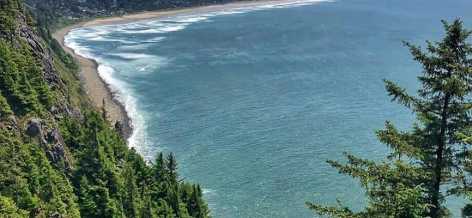 Beautiful Oregon Coast - photo by @leni.jb