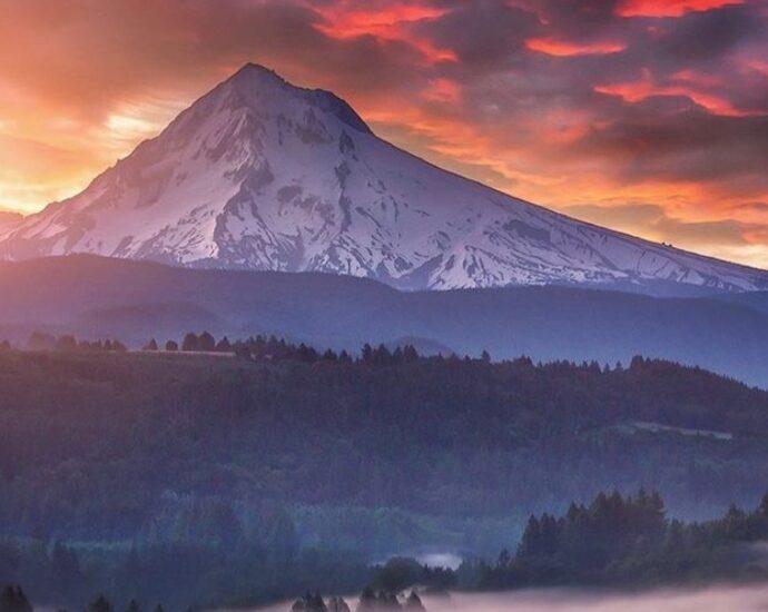 Beautiful Oregon - photo by @didoyamulka