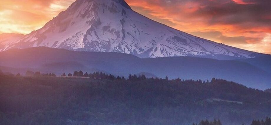 Beautiful Oregon - photo by @didoyamulka