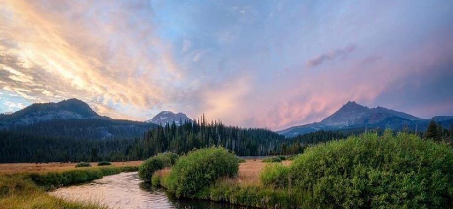 Bend Oregon - photo by @brockoli6