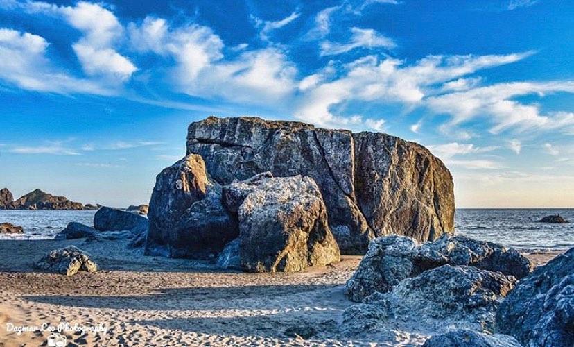 Lone Ranch Beach - photo by @dagmarleophotography