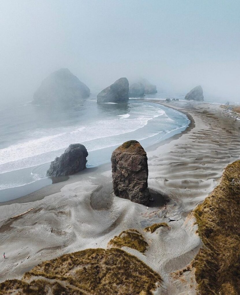 Oregon Coast - photo by @davidallanjoyce