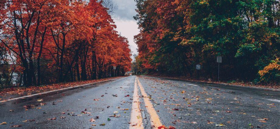 fall colors oregon
