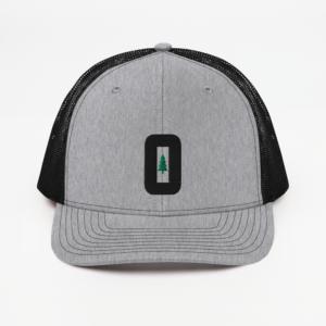 O - Snapback Trucker Cap