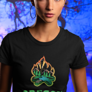 OREGON CALLING - T SHIRT
