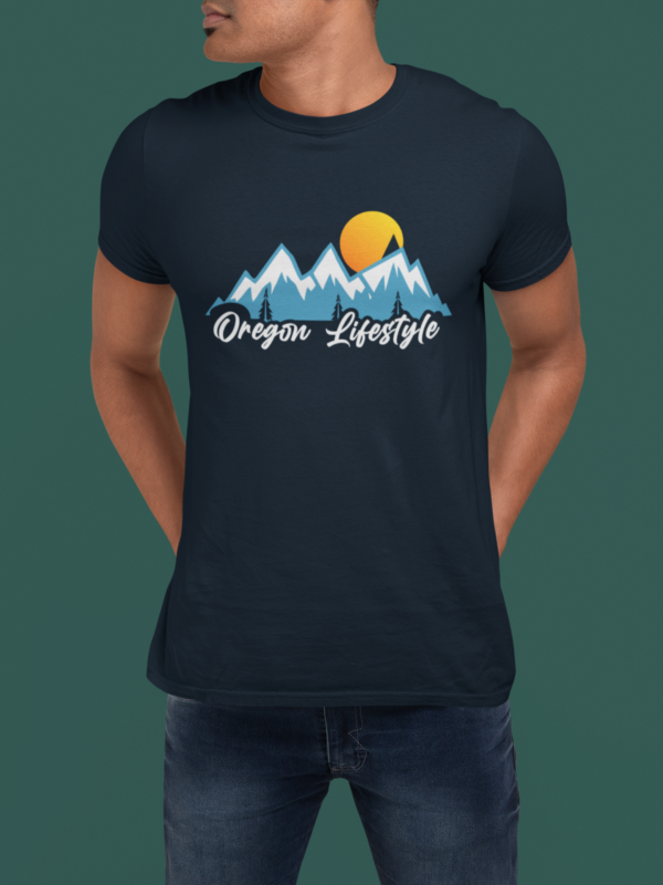 OREGON LIFESTYLE - T-SHIRT