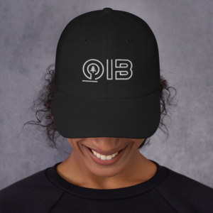 OIB ( OREGON IS BEAUTIFUL) - DAD HAT