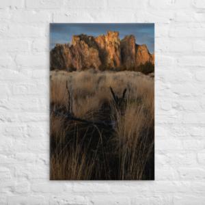 CENTRAL OREGON - 24X36 Canvas Wrap Print