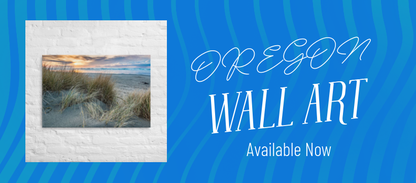 Oregon Wall Art